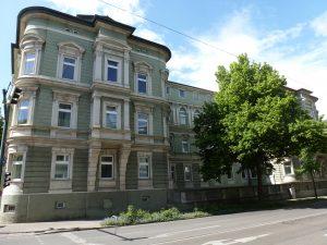 Erstellung Verkehrswertgutachten / Bürogebäude Augsburg