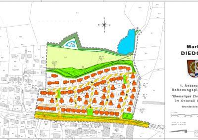 Baulandentwicklung und Bebauungsplan>>