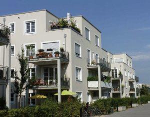 Projektvermarktung an Investor von drei Mehrfamilienhäusern in München-Hirschgarten