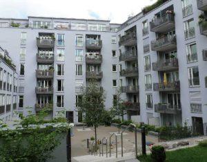 Projektvermarktung an Investor eines Mehrfamilienhauses in München-Neuhausen