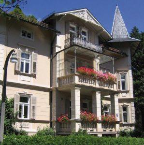 Vermarktung eines denkmalgeschützten Mehrfamilienhauses in Bad Reichenhall